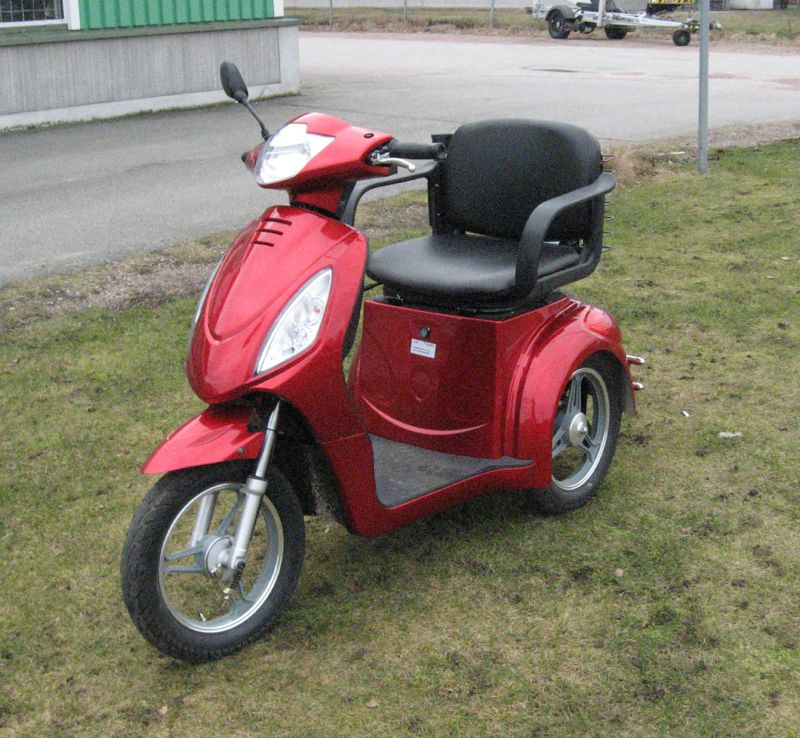 Blimo Elscooter