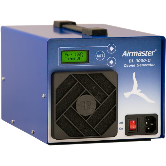 Airmaster luktsaneringsaggregat
