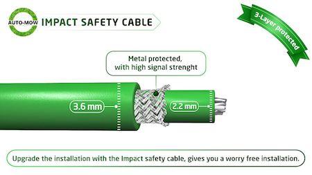 Extra förstärkt kabel